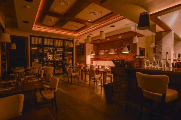 Reštaurácia na oslavu vo Zvolene